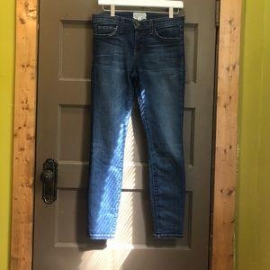 Current Elliot straight let pants